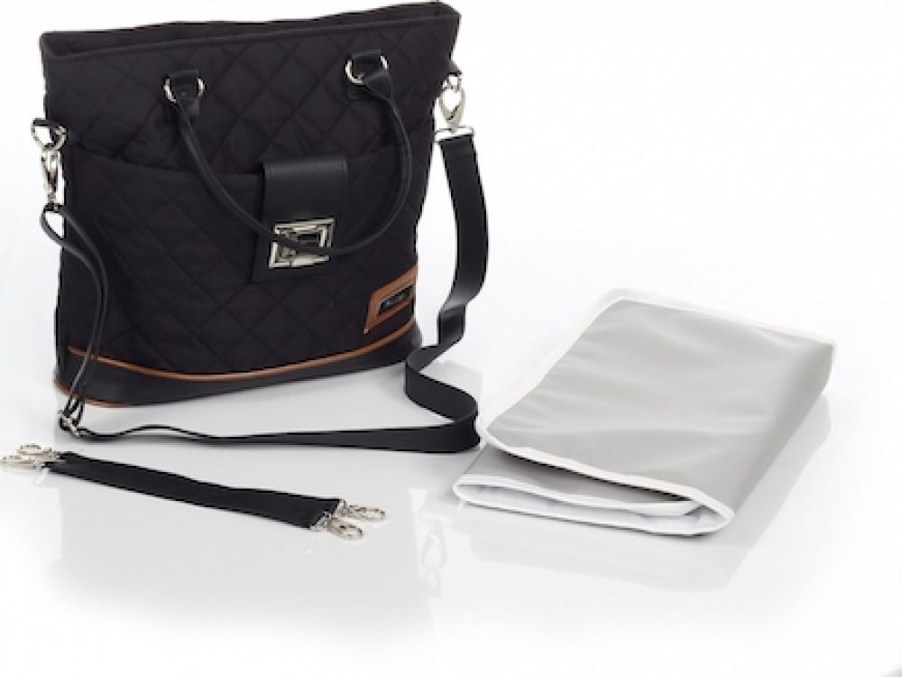 borsa passeggino my holybag black