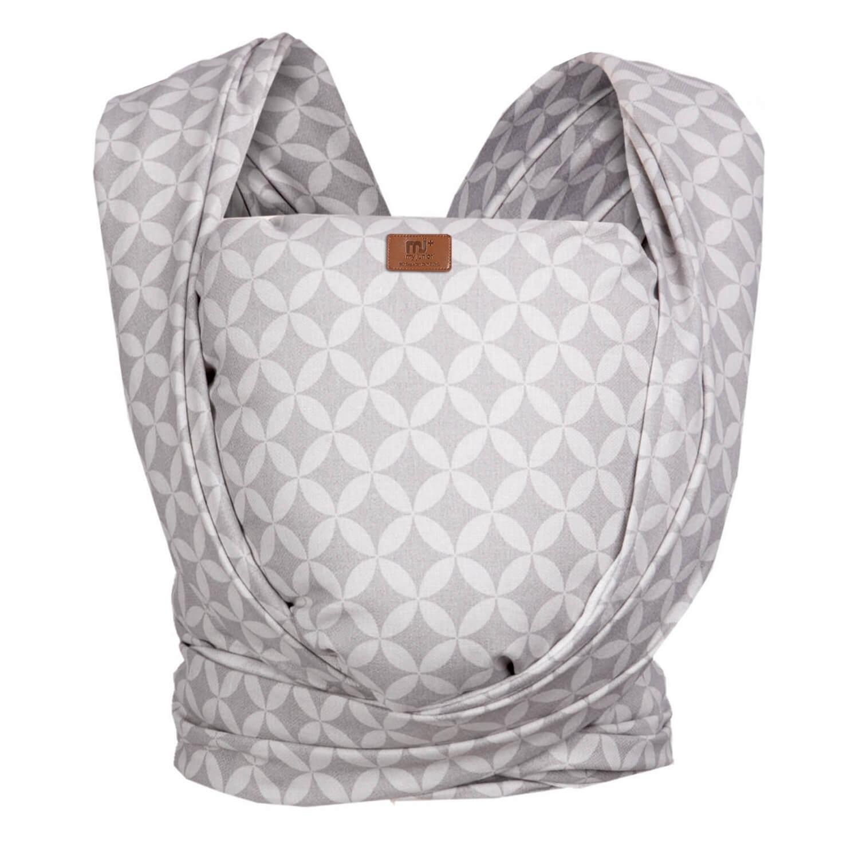babytragetuch-nami-mandala-grey